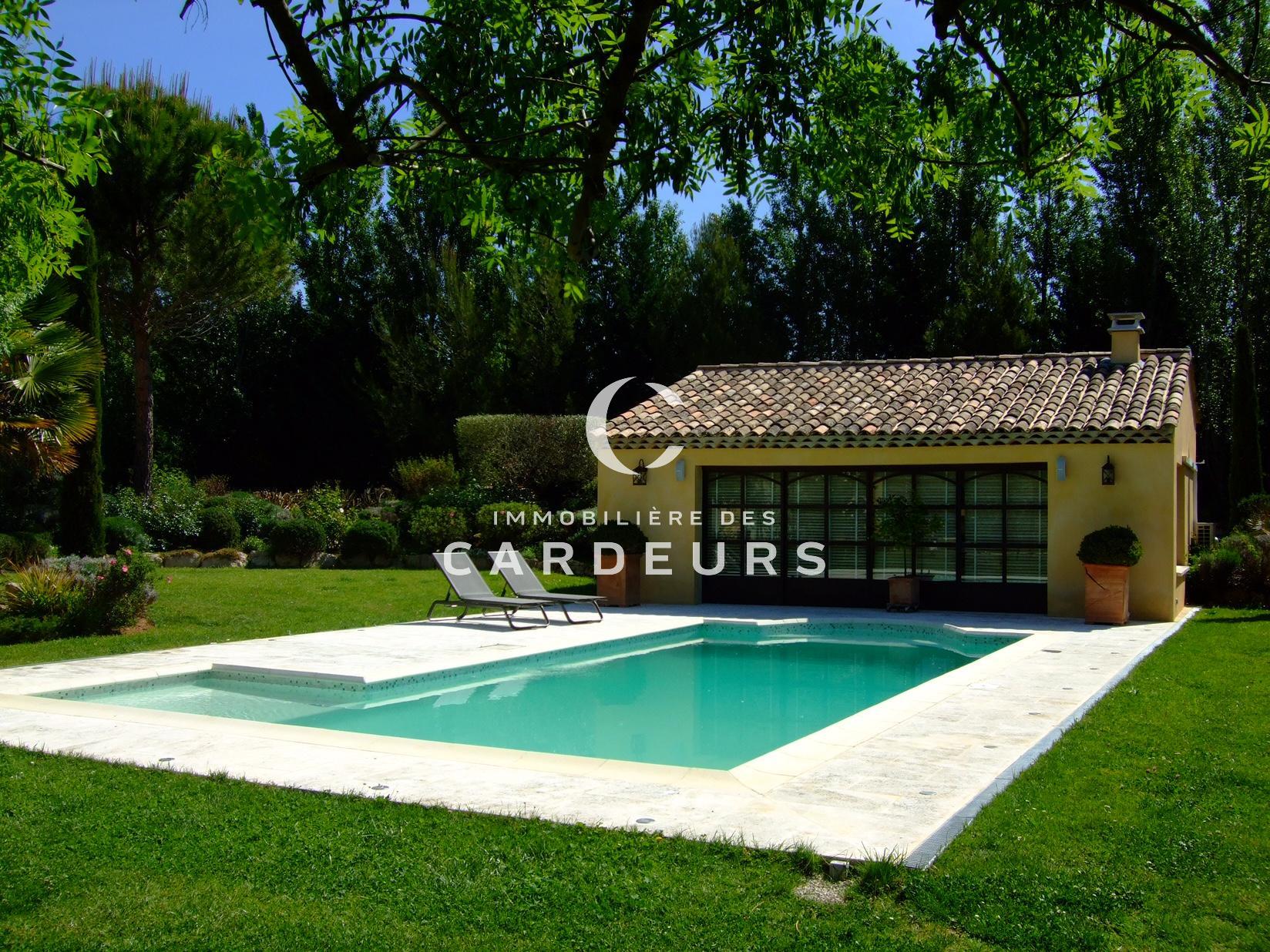Vente Aix en Provence  5 min du Centre Ville magnifique Bastide 5
