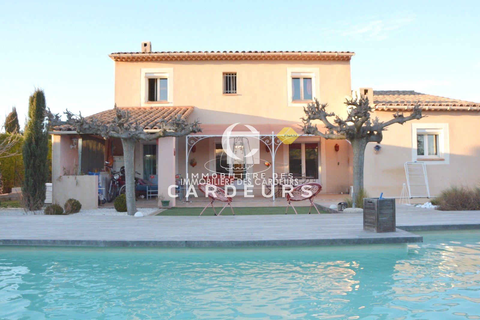 Vente maison et villa avec piscine jardin aix en for Maison de l emploi aix en provence