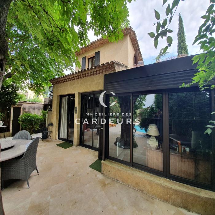 Vente Maison Aix En Provence Maison A Vendre Aix En Provence